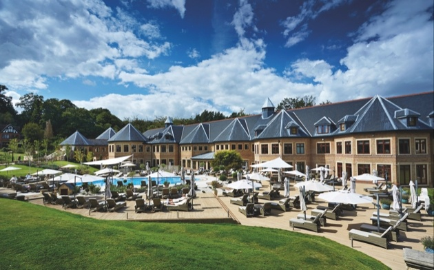 Pennyhill Park is celebrating the return of the much-needed spa day