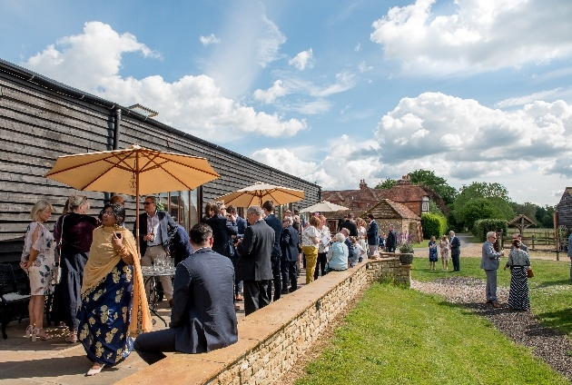 We interview the team at Clock Barn Hall