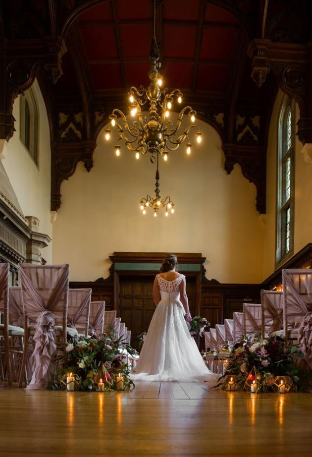 We interview Farnham wedding venue, Frensham Heights