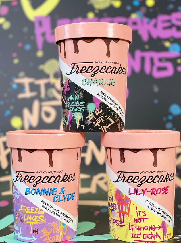 Freezecakes is a new dessert experience