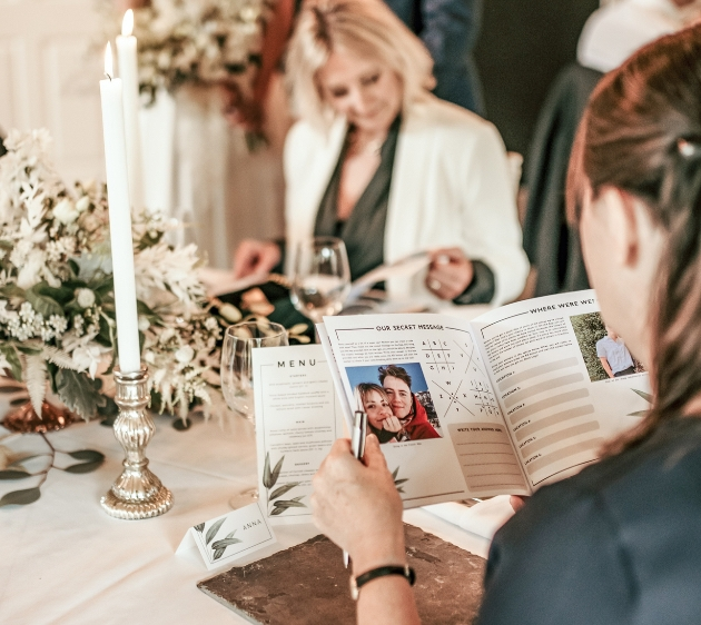 CherryTop Weddings has developed a new Covid-secure interactive wedding entertainment experience
