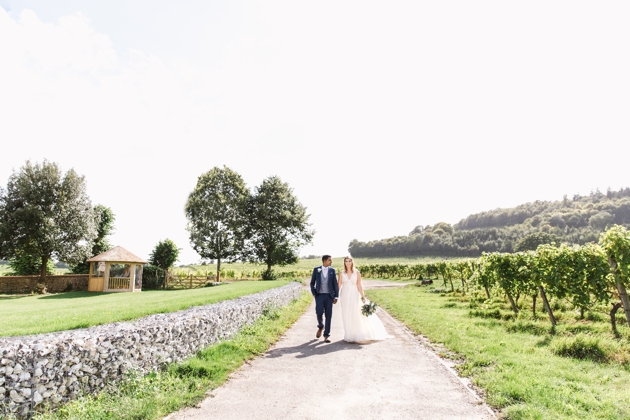 Say your vows at the charming Denbies Wine Estate Limited