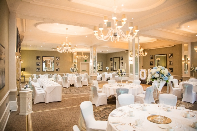 Celebrate your big day at the grand Richmond Hill Hotel