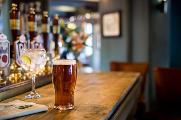 The Ball & Wicket pub has undergone an extensive six-figure refurbishment