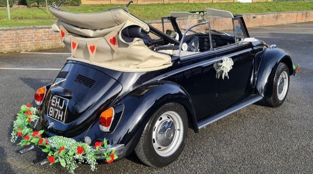 K1 Classic Car Hire is exhibiting at wedding shows this autumn