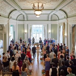 Frensham Hall Wedding Venue